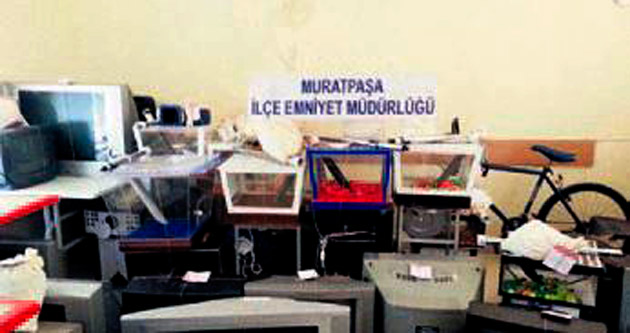 Muratpaşa'da suça geçit yok