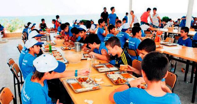 Gençlik kamplarında bağımlıya tedavi şansı