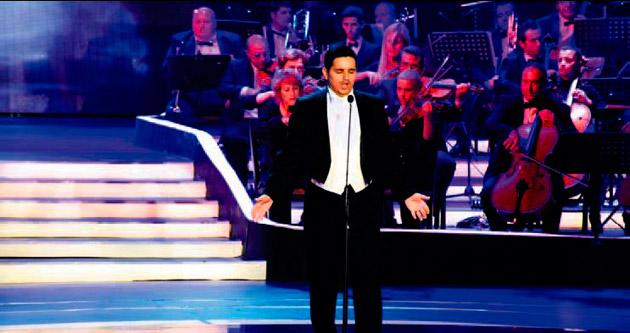 Arnavutluk'ta Türk opera sanatçısına ödül