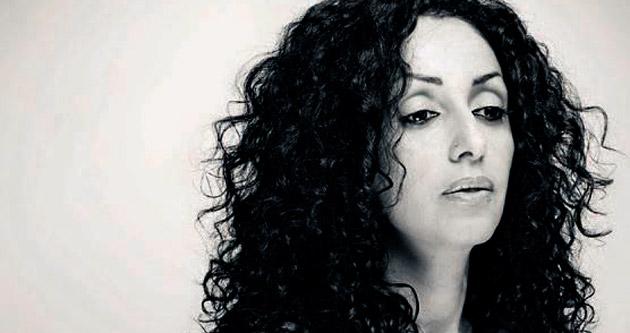 Cezayirli sanatçı Karima Nayt, TİM'de