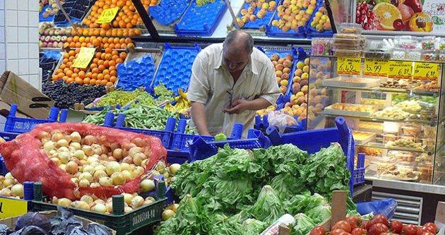 Yıllık enflasyon TÜFE'de 8,96 oldu