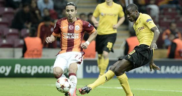 Galatasaray, Borussia Dortmund deplasmanında