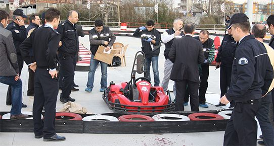 Karting pistinde feci ölüme hapis yok