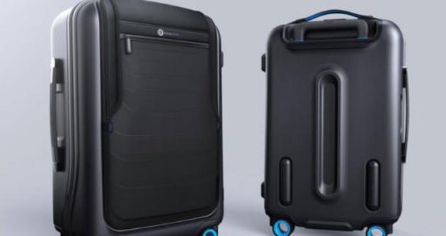 Dünyanın ilk akıllı valizi