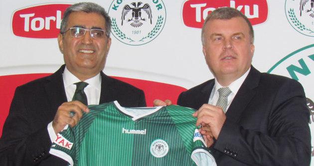 Konya Stadı'nın ismi 'Torku' oldu