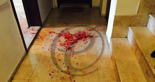 HDP Genel Merkezi'nde bıçaklı saldırı