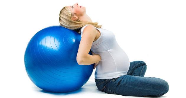 Hamilelikte spor yapan 7 kilo daha az alıyor