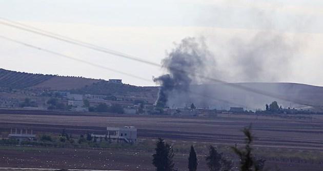 Peşmerge ve ÖSO IŞİD'i zora soktu
