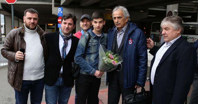 Trabzonspor'un Lokeren kadrosu