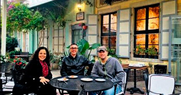 Ünlü blogger İzmir'e hayran kaldı