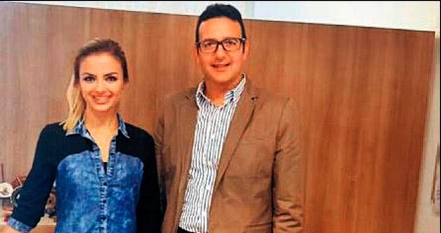Ünlü blogger YDÜ'ye 'meme kanseri' için geldi