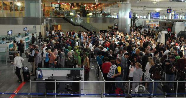 Havayolu yolcu sayısı 144 milyonu aştı