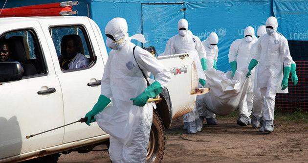Ebola'ya karşı kıyafet geliştirildi