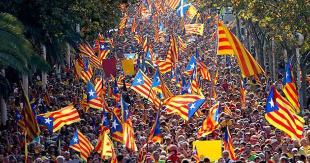 İspanya'nın Katalonya sorunu büyüyor