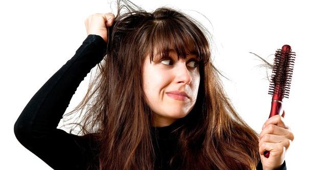 Saç dökülmesi hastalık işareti