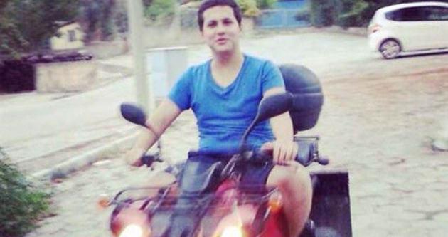 Denizli'de, belediye otobüsü ile ATV çarpıştı