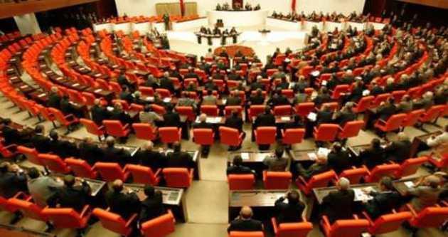 Akademik zam tasarısı Meclis'te kabul edildi