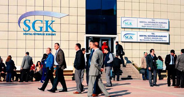 Bursa SGK'ya 'böcek' baskını