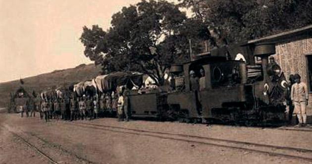 Haliç-Karadeniz demiryolu yeniden