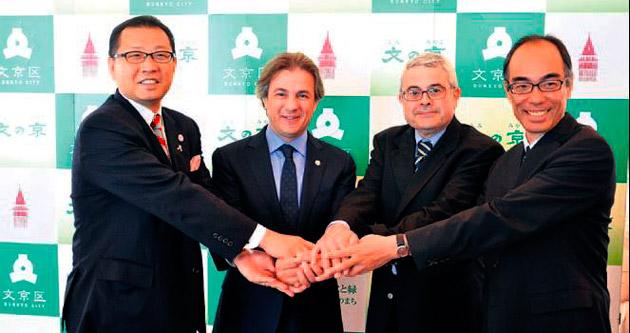 Tokyo ile Beyoğlu deprem için işbirliği yapacak