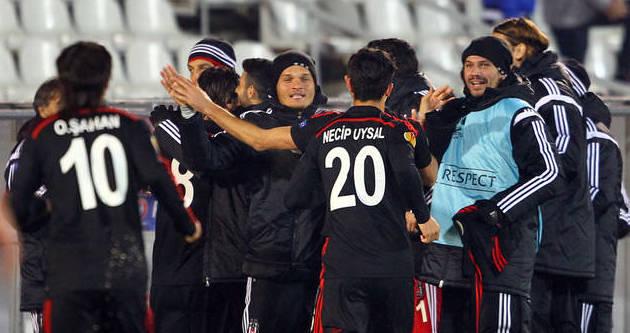 İşte Beşiktaş'ın muhtemel 11'i