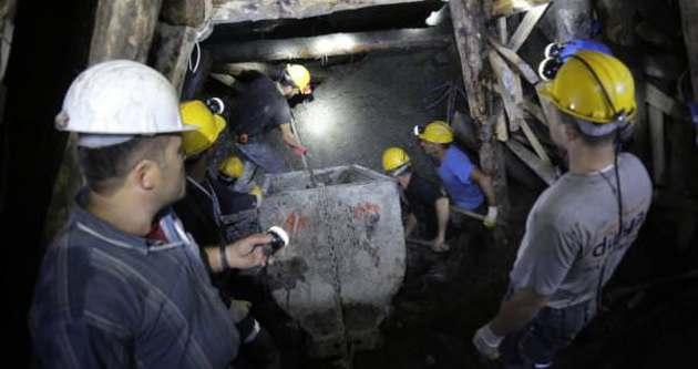 Ermenek maden ocağında 10'uncu gün
