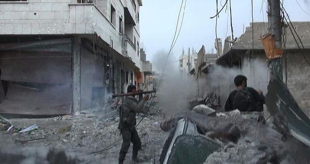 IŞİD 250 YPG militanını öldürdü