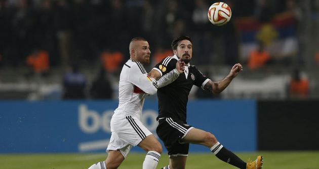 Beşiktaş Avrupa'da dolu dizgin