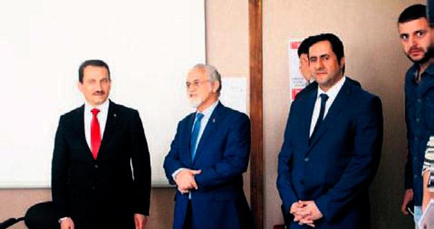 Atalay'dan gazeteci adaylarına öğütler
