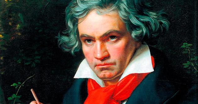 Acıları ve başarılarıyla Beethoven