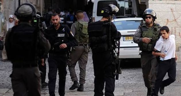 İsrail'den Mescid-i Aksa'ya yasak