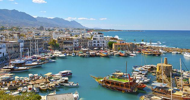 Kıbrıs sonbaharda da güzel