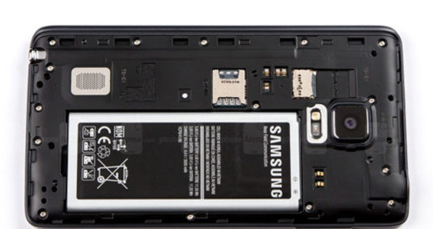 Galaxy Note Edge'in batarya performansı