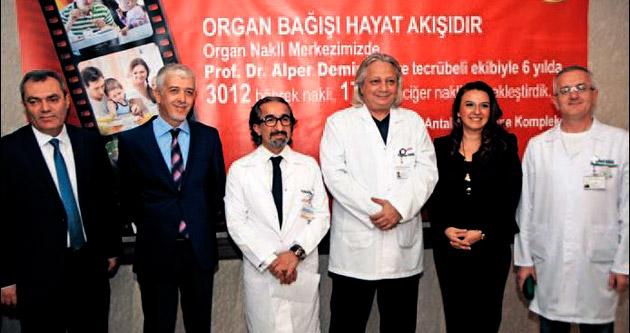 Organ bağışının önemi anlatıldı