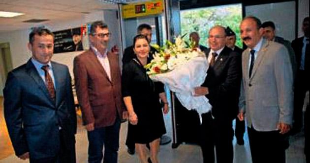 Vali Çiçek turizme iddialı giriş yaptı