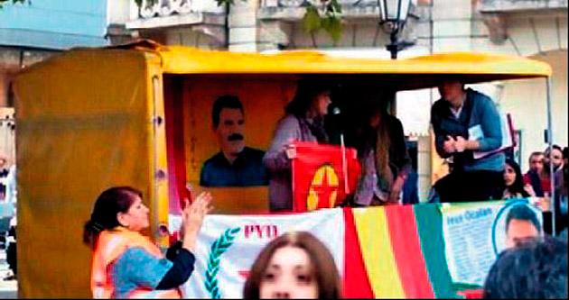 PKK dostu Alman vekile dokunulmazlık şoku