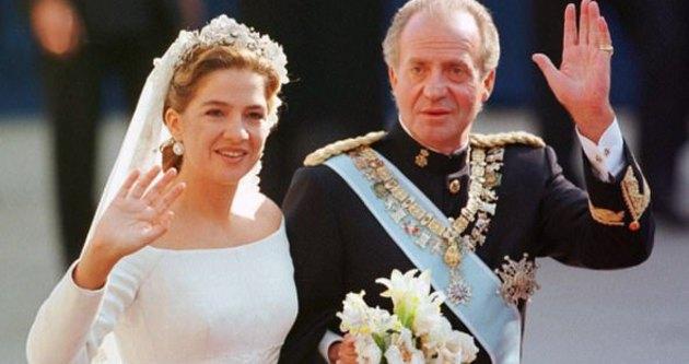 Prenses, İspanya Krallığı'ndan atıldı
