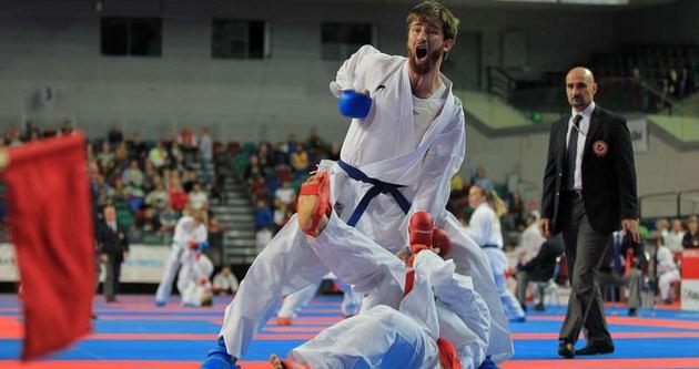 Enes Erkan dünya şampiyonu