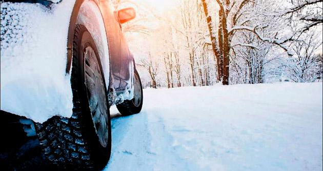 Hususi araçlara da kış lastiği denetimi