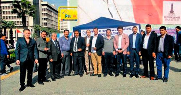 MÜSİAD İzmir'den İsrail'e büyük tepki