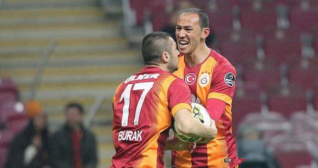 Galatasaray'ın kurtarıcısı Umut Bulut