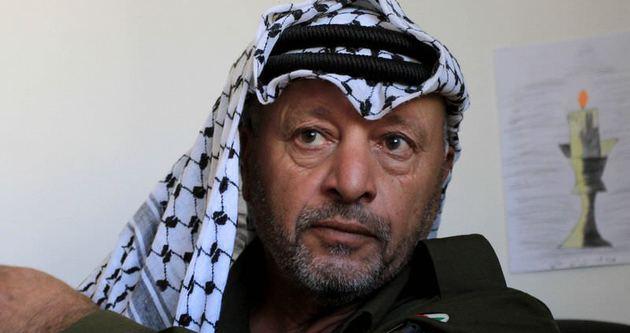 Herkes onu Arafat sanıyor