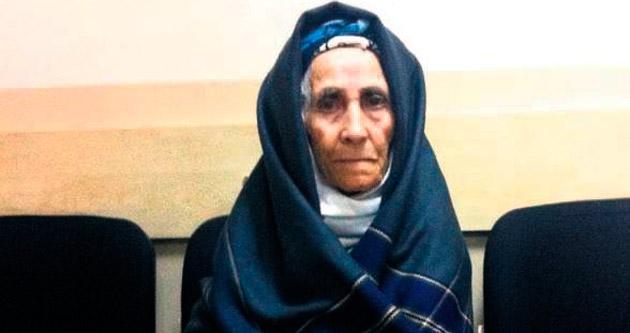 Alzheimerlı kadını sokağa terk ettiler