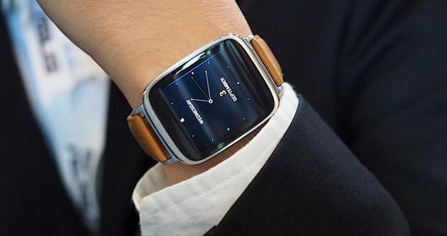 Asus Zenwatch satışa çıktı
