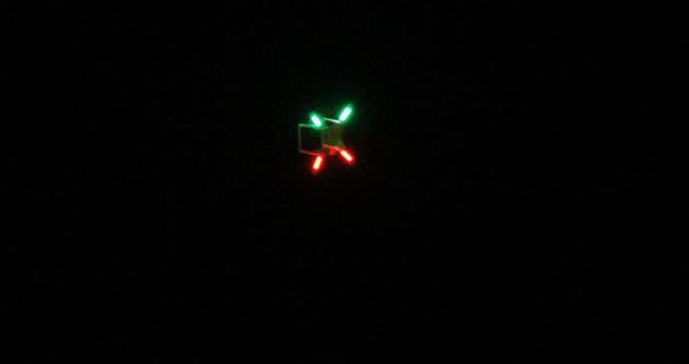 Phantom uçağını UFO sandılar