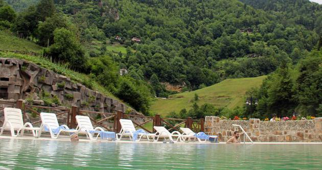 Türkiye'nin termal turizm potansiyeli artıyor