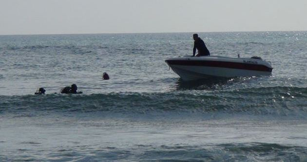 Dev dalgalar Alman turistleri yuttu