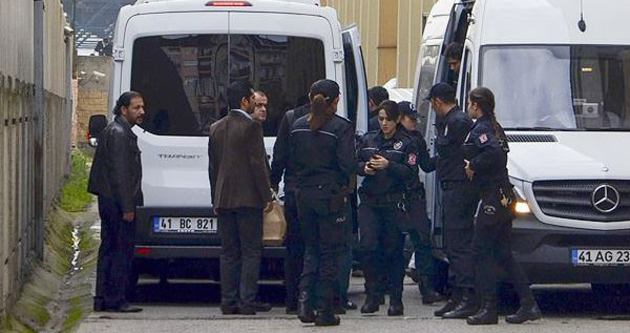 11 polis mahkemeye sevk edildi