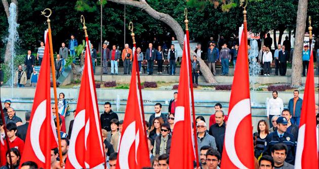Atatürk'ü andık