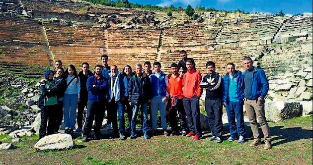 Kibyra'yı tanıtmak için antik olimpiyat yapılacak